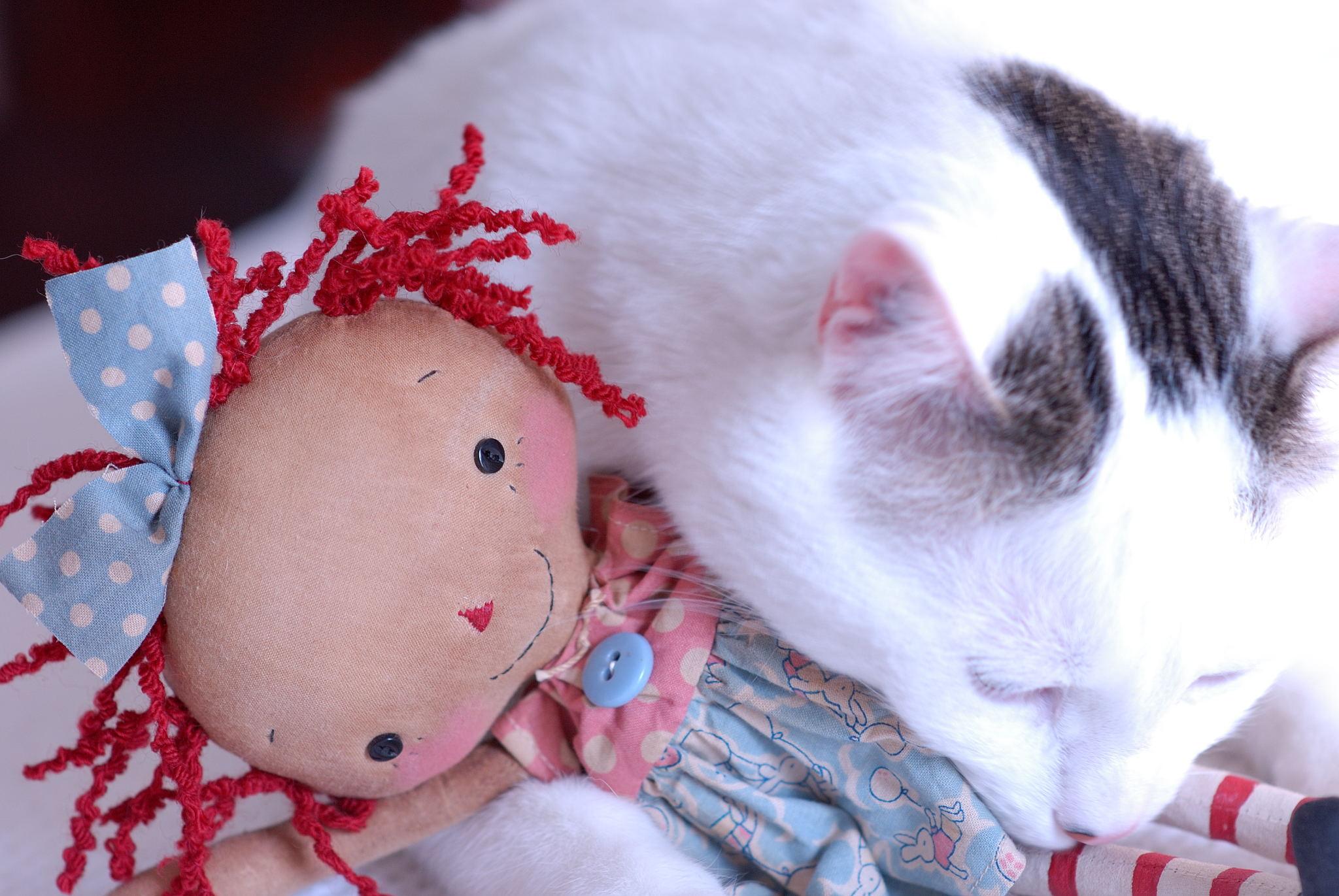 Annie & Scruff