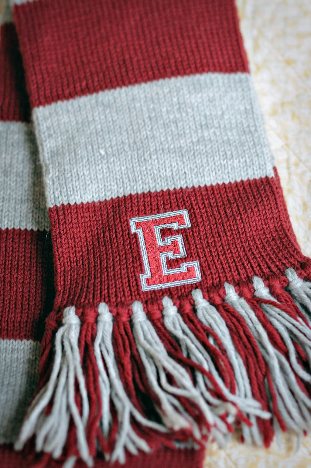 Earlham Scarf