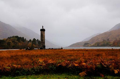 Scotland Shot