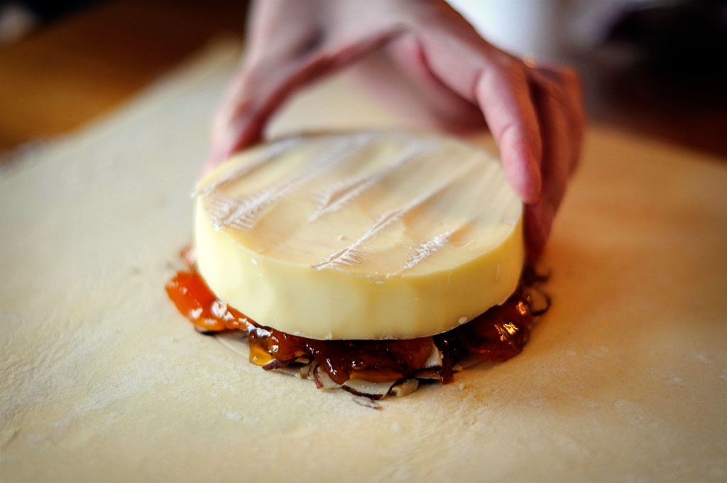 Baked Brie...