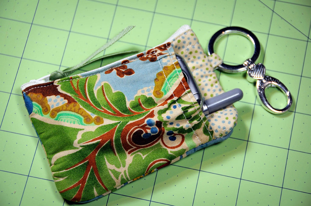 Key Chain Purse