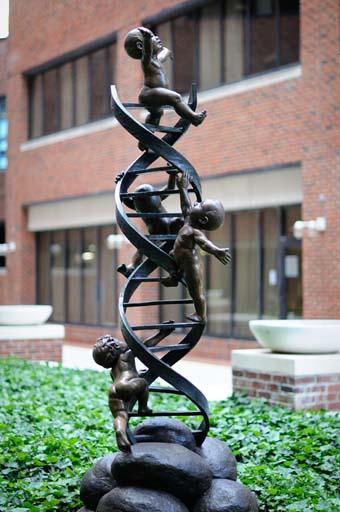 Baby Sculpture