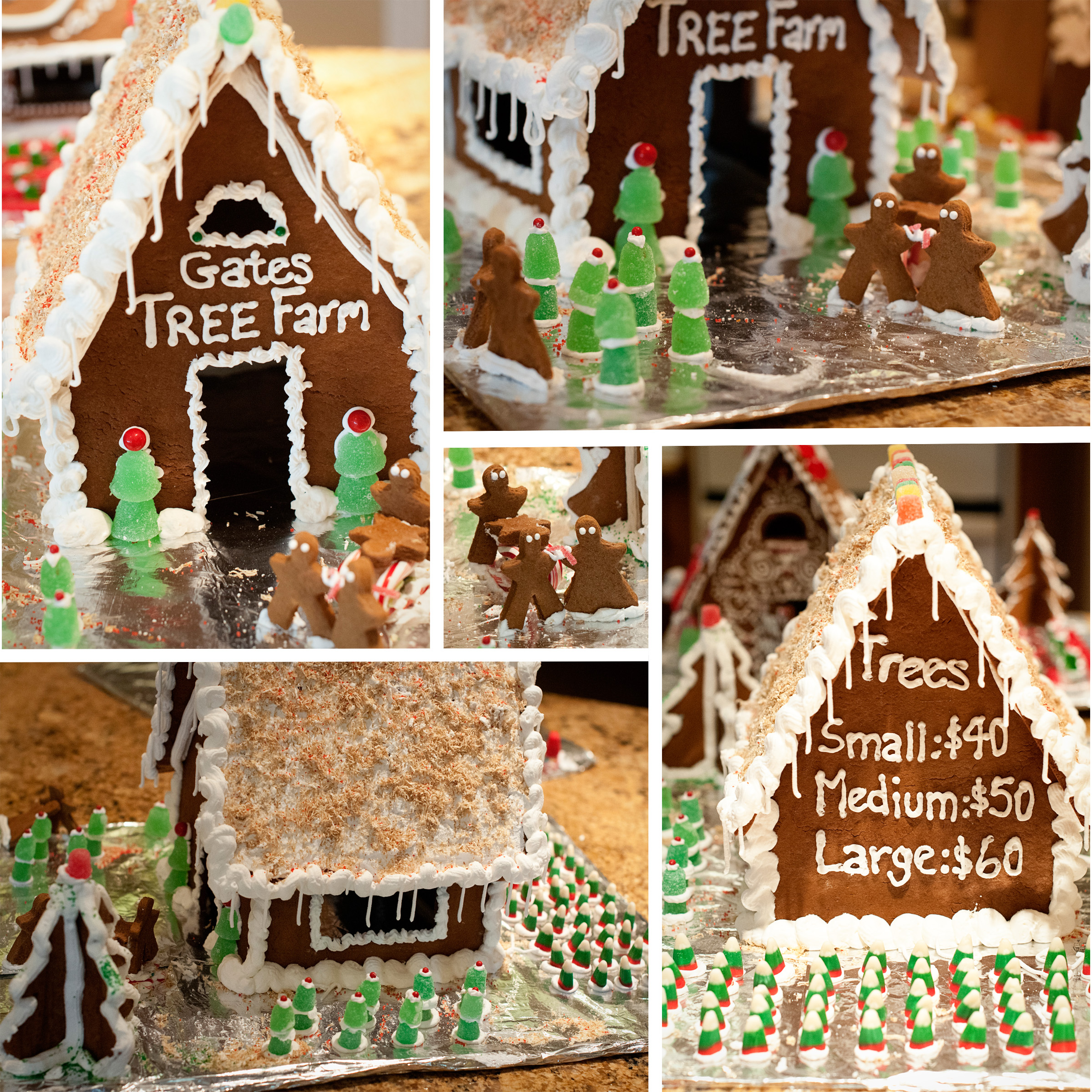 Gingerbread Houses