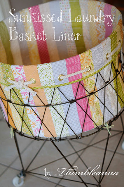 Laundry Basket Liner