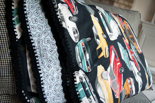 Car Pillow Cases
