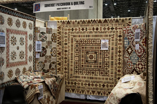 Quilt Booths