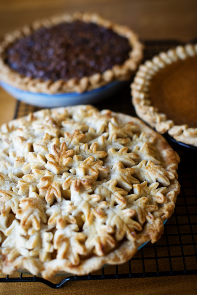 Thimbleanna: Thanksgiving Pies