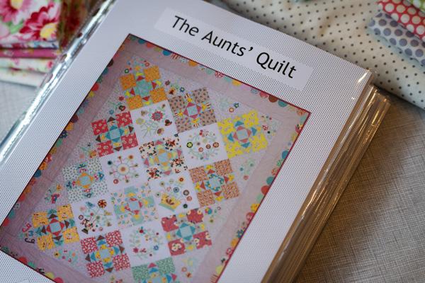 Aunt's Quilt Pattern