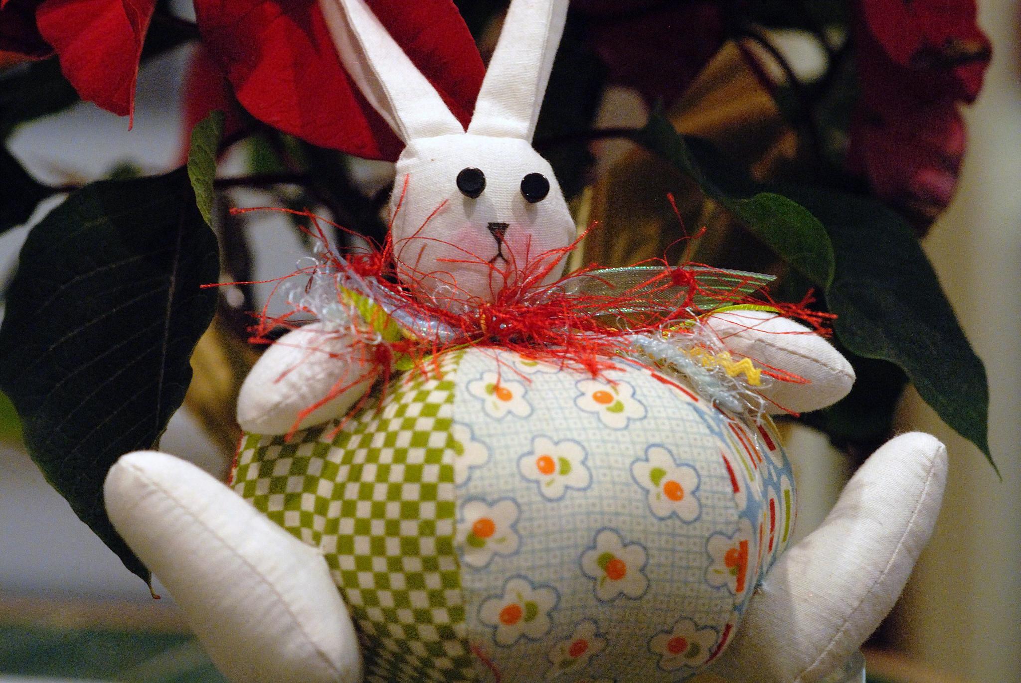 Blogaversary Bunny