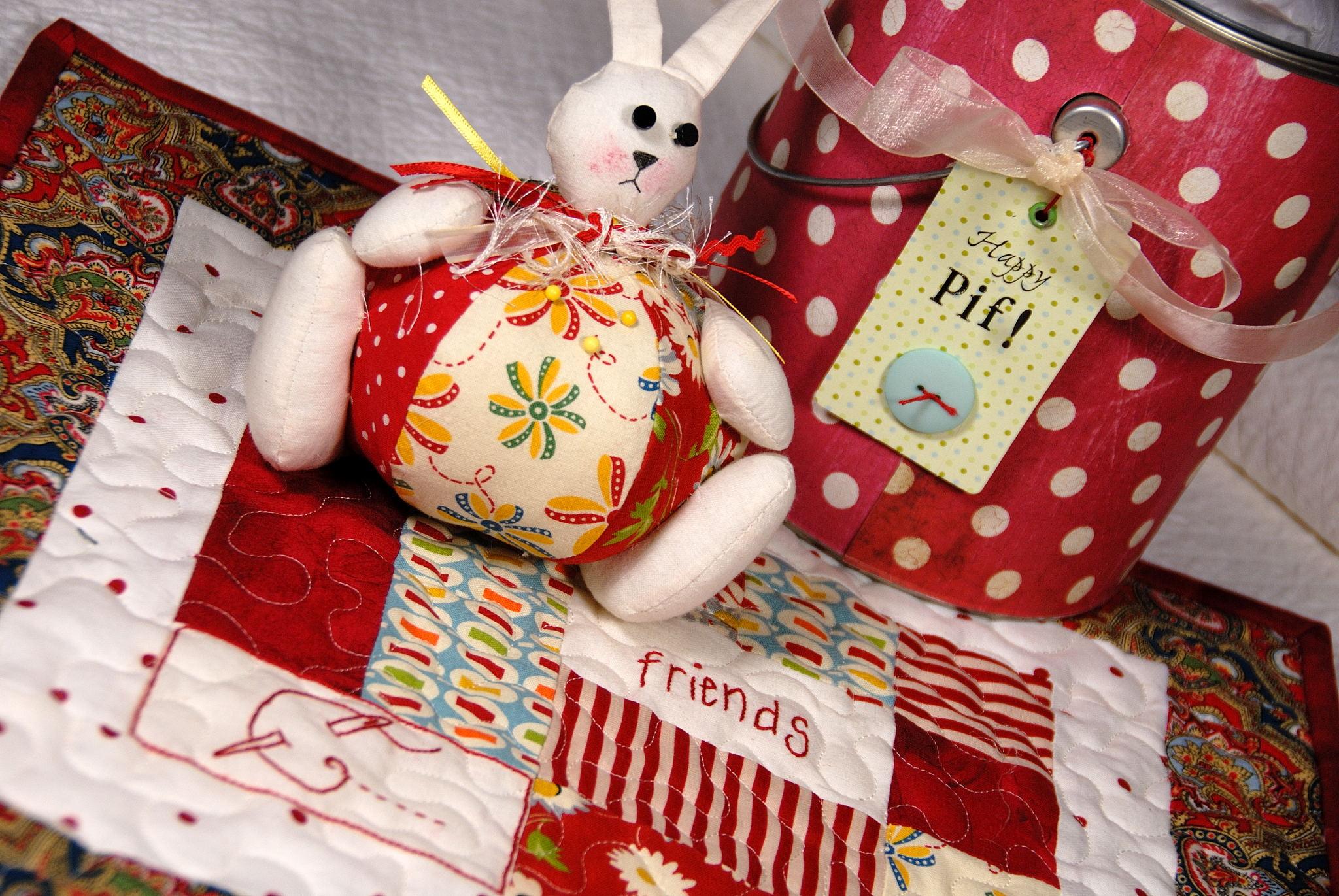 Sharon's Bunny